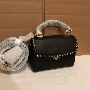 4a42b32c79b097 MICHAEL Michael Kors Bags - New Michael Kors Ava Xtra-Sm Scalloped Crossbody